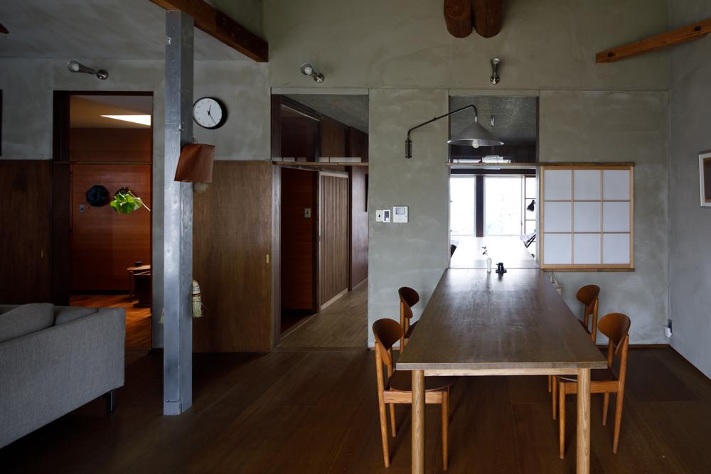 1110建築設計事務所  公園と畑の家